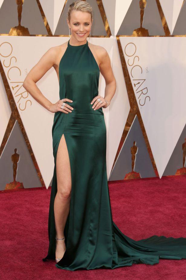Oscars 2016 best dressed Rachael McAdams