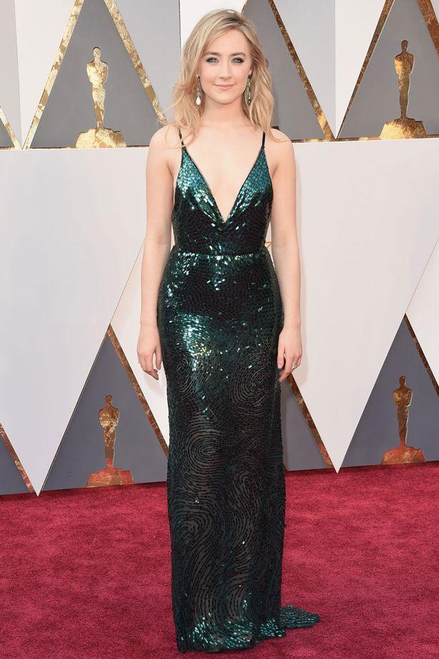 Oscars 2016 best dressed saoirse ronan