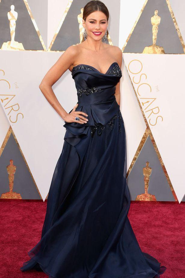 Oscars 2016 best dressed Sofia Vergara