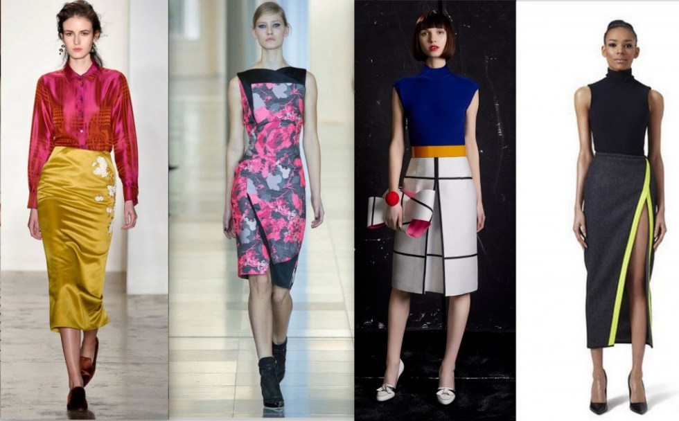 The elegant lane whats trending florals and neons