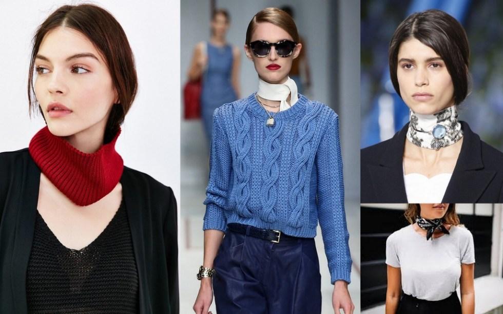 the elegant lane whats trending choker scarves