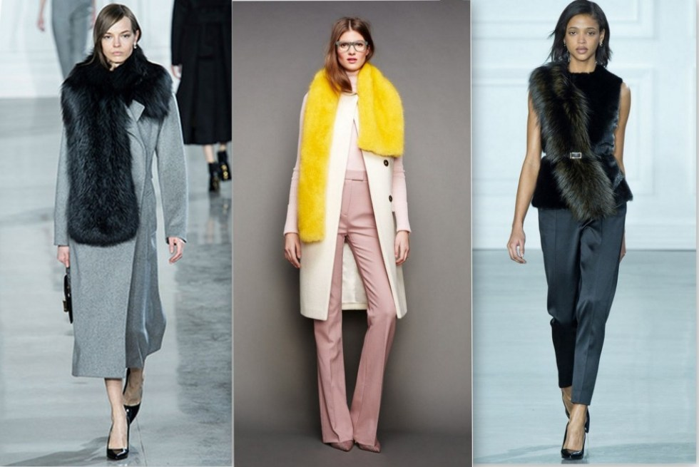 the elegant lane whats trending fur stoles