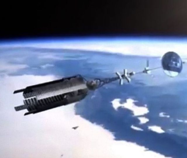 Russia Reveals Nuclear Spacecraft Of The Future That Could