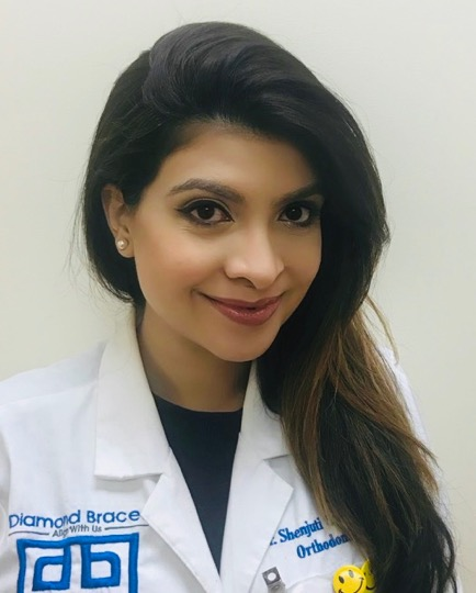 Dr. Chowdhury is an orthodontist