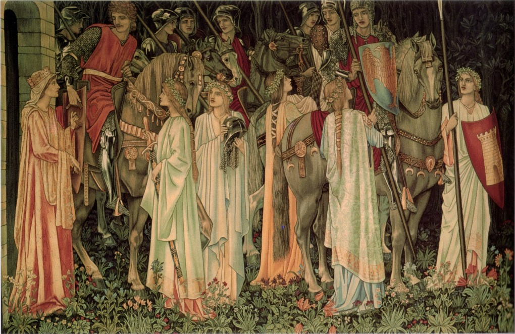 The Holy Grail: Behind the Most Famous King Arthur Quest