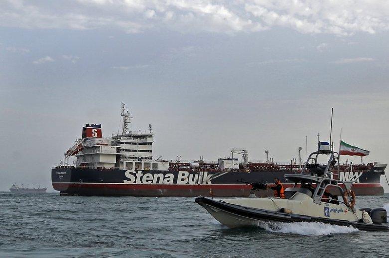 UK tanker Stena Bulk