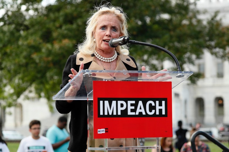 """Rally To Demand """"Impeachment Now!"""""""
