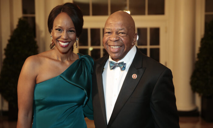 Daughters of Rep. Elijah Cummings Back Another Congressional Candidate Over his Widow