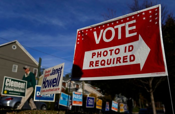 Virginia voters head to the polls