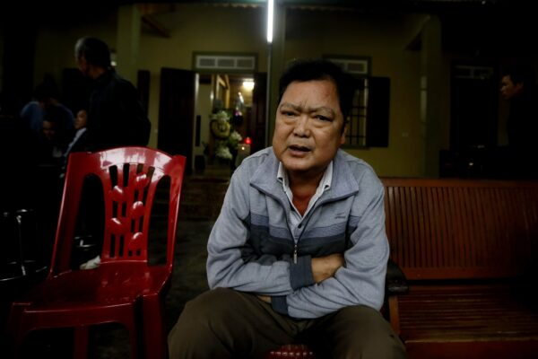 Parents vietnam refugees
