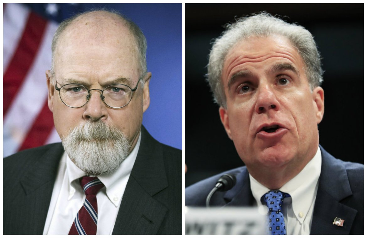 John Durham and Michael Horowitz