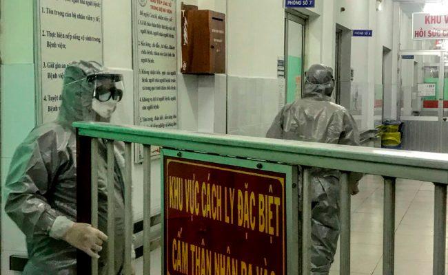 Singapore Vietnam Report Cases Of Coronavirus