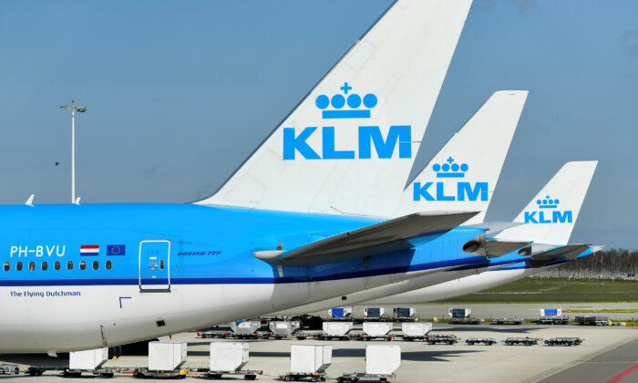 Dutch KLM Group to Cut 4,500-5,000 Jobs Due to Pandemic