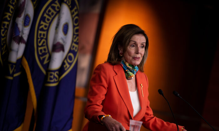Pelosi Wants Officials to Brief Congress on Russian Bounty Intelligence