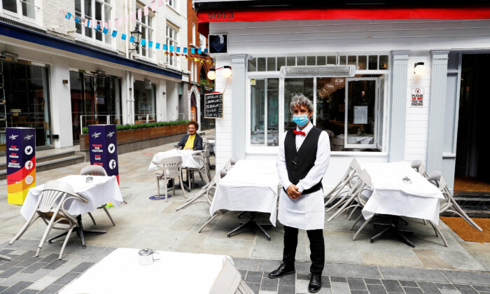 'Eat out to Help Out': UK Offers Diners Some Tasty Morsels
