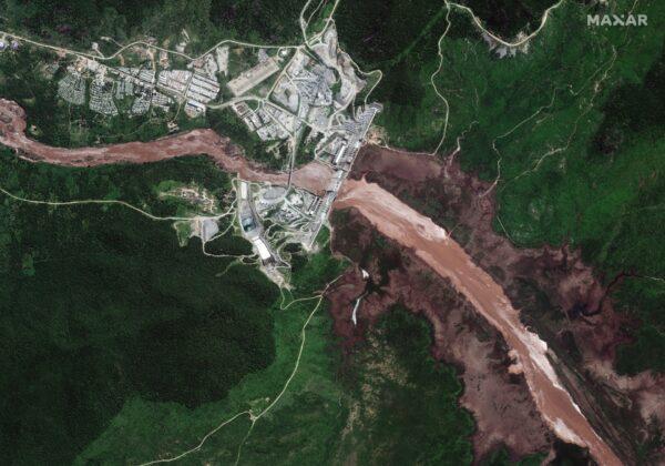 Ethiopia-Dam Dispute
