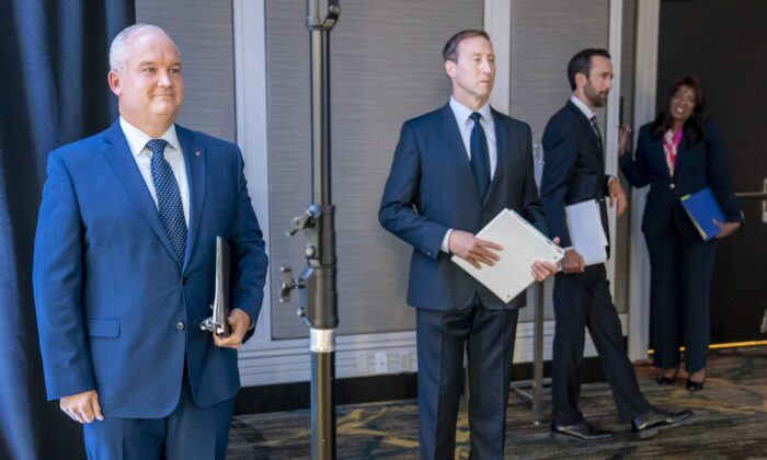 Conservative Leadership Race Enters the Home Stretch