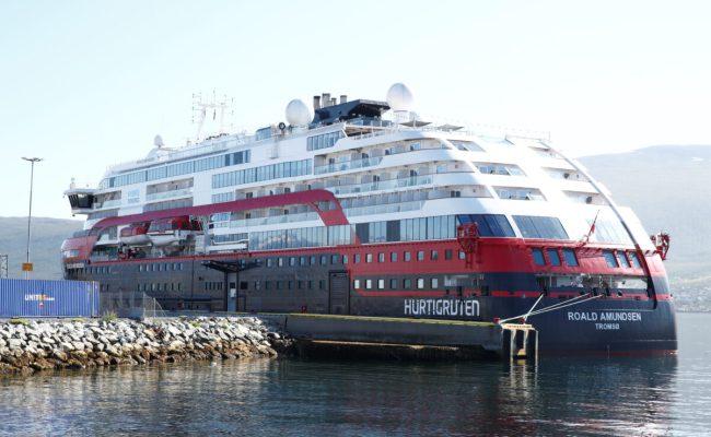 Norway S Hurtigruten Halts Cruises After Covid 19 Outbreak