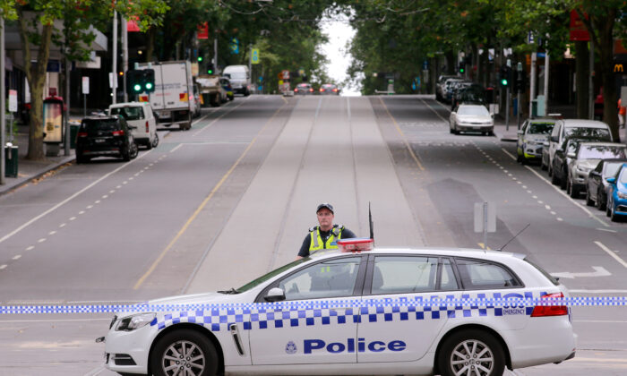 Dep. Commissioner Condemns Victoria Police Officer After Stomping Incident