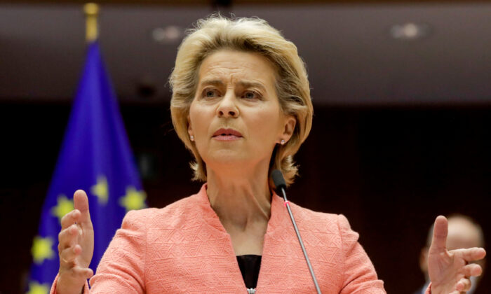 EU Must Be More Decisive in Calling Out Beijing's Human Rights Abuses: EU Chief