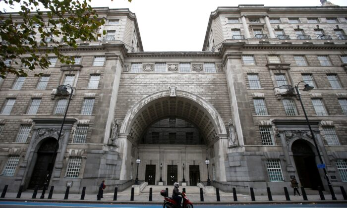 MI5 Defending COVID-19 Vaccine Research from Hostile Foreign States