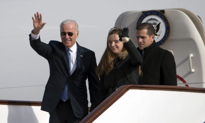 Hunter Biden Under Scrutiny for Business Deals With Chinese Exec With Links to Military