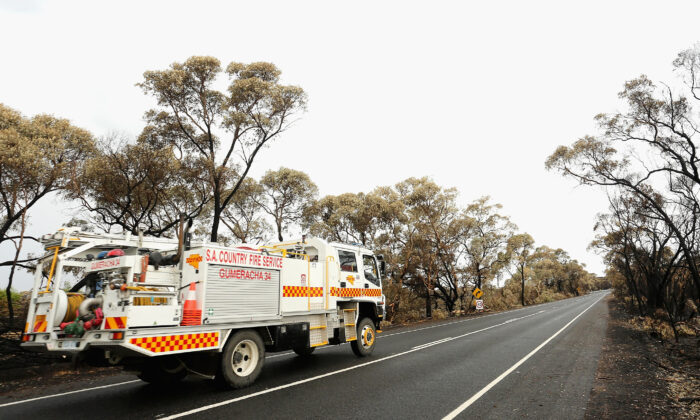 South Australia Secures New Fire Trucks Ahead of Bushfire Season