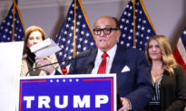 Giuliani Alleges 'National Conspiracy' by Democrat-Controlled Cities to Steal Election
