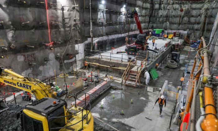 30 Minutes Melbourne CBD-Airport Rail Link Unveiled