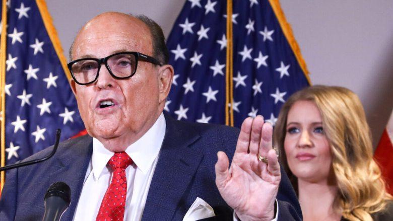 Giuliani, Jenna Ellis