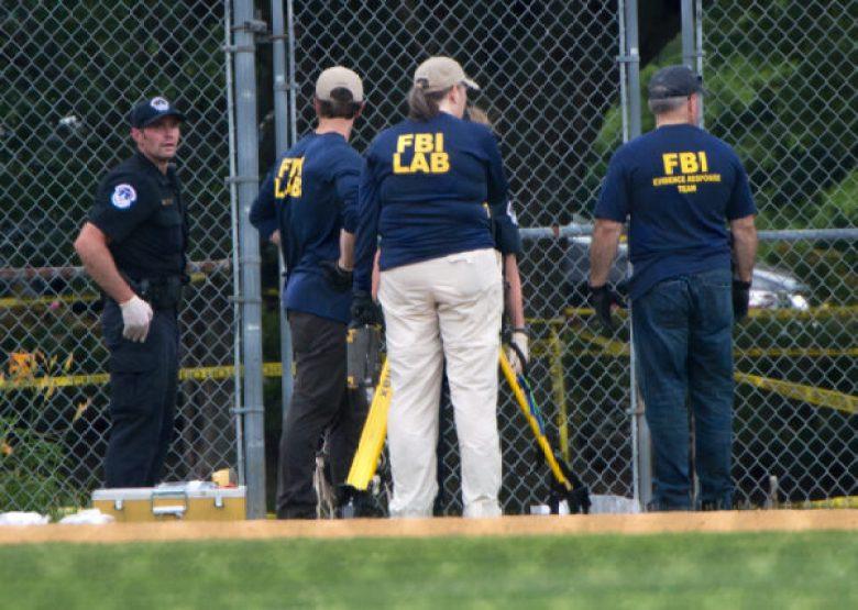 fbi at scene