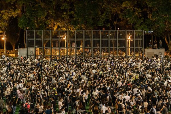 Hong Kong marks 31 years after the Tiananmen Massacre