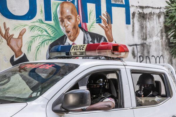 Haiti politics assassination