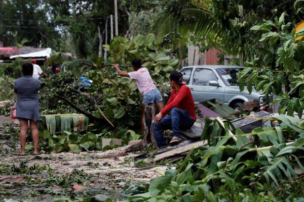 local people-remove-debris