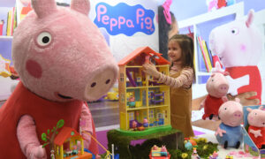Opening, Ticket Prices Announced for Peppa Pig Theme Park