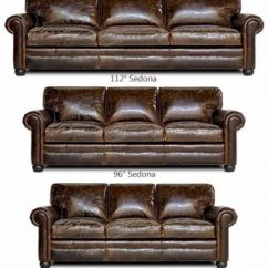 72 Lancaster Leather Sofa Plastic Covers Target Sets Collier S Furniture Expo Sedona Oversized Seating Set