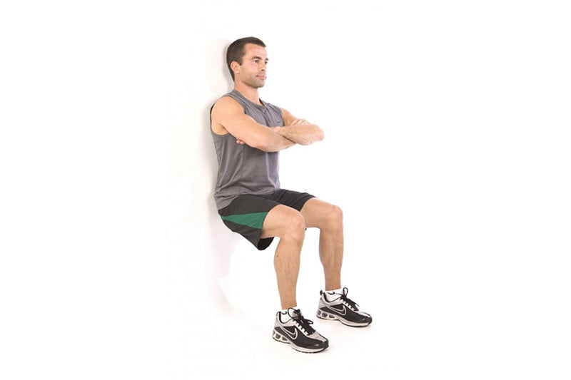 Desk Exercises to Prevent You From Atrophying at Work The