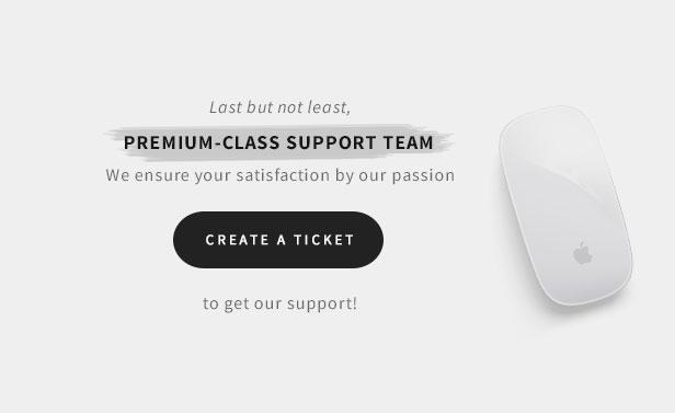 Minimal Creative Black and White WordPress Theme - Get Elite Author support for black and white theme