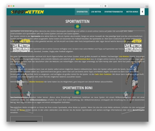 small resolution of wp casino theme wordpress theme design wetten site