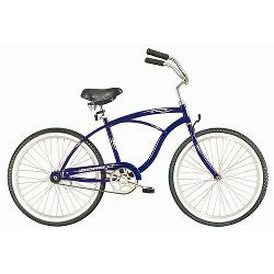 Manish Dayal FF Design Men's Cruiser Bike with Basket from
