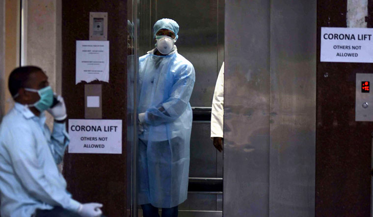2 suspected coronavirus cases in Hyderabad, building in Mindspace ...