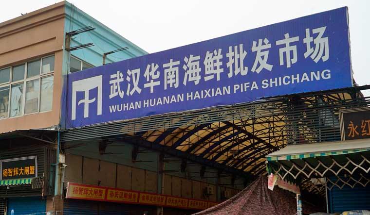 Did the coronavirus originate from a Wuhan wholesale fishmarket ...