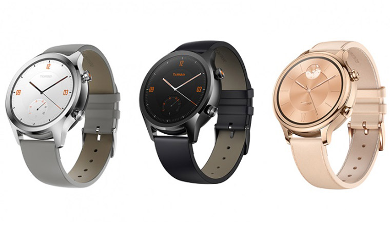 Mobvoi TicWatch C2 review: Style meets utility - The Week