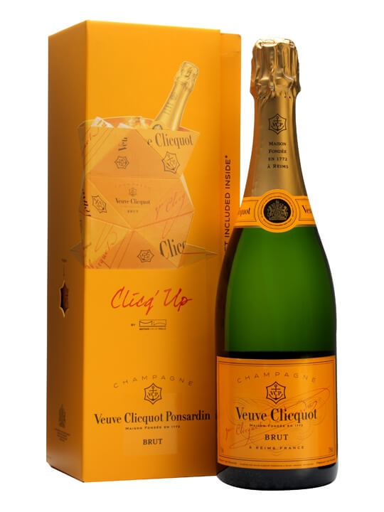 Veuve Clicquot Champagne Clicq Up Ice Bucket Pack The