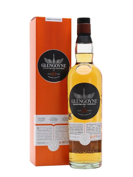 Glengoyne 10 Year Old Scotch Whisky The Whisky Exchange