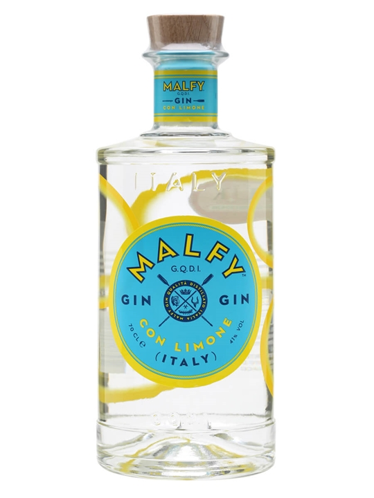 Malfy Con Limone Gin 70cl Buy From The Whisky Exchange