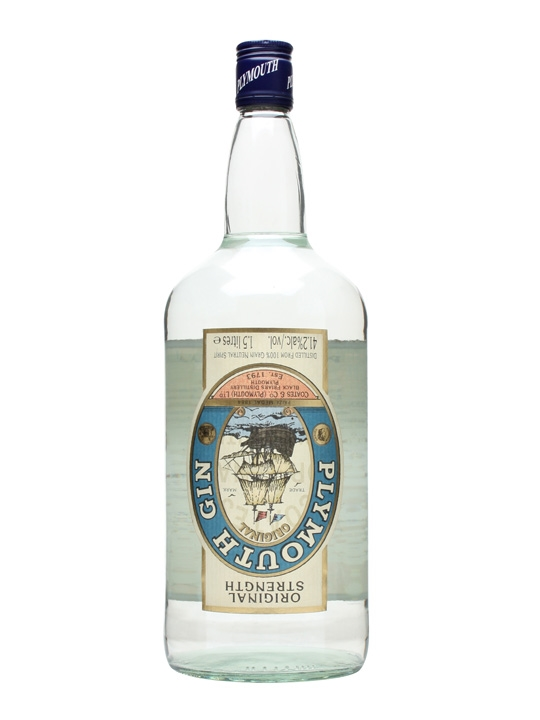 Plymouth Gin - Bar Magnum : Buy from The Whisky Exchange