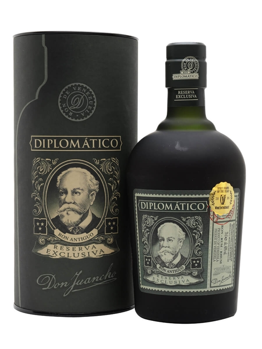 Diplomatico Reserva Exclusiva Rum The Whisky Exchange