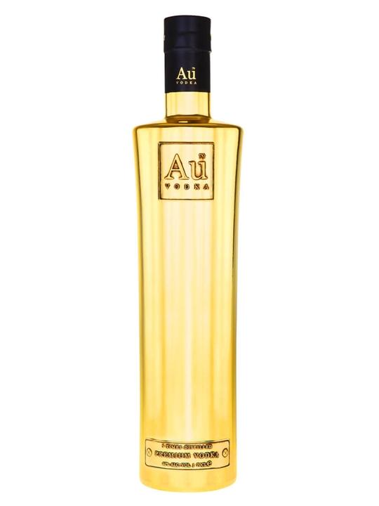 Au Vodka Buy From Worlds Best Drinks Shop