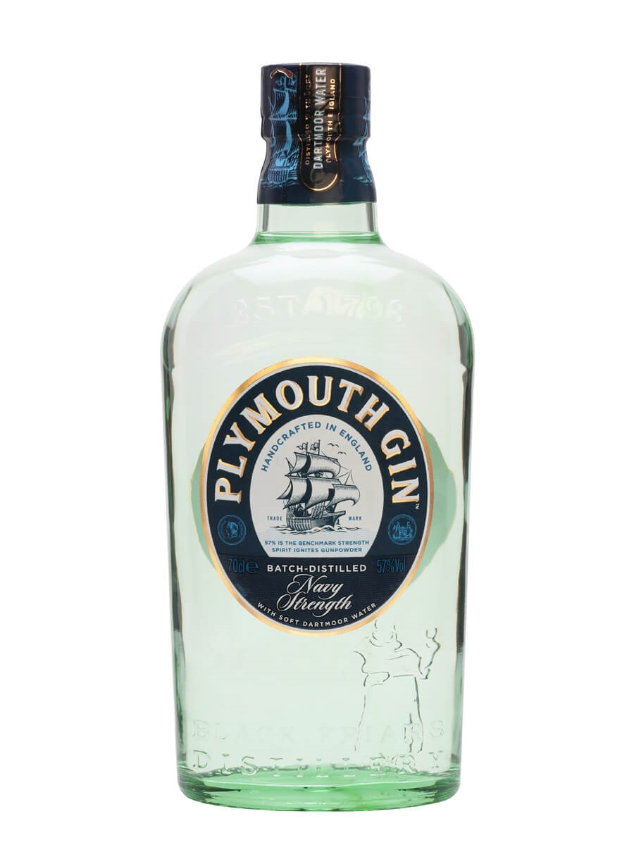 Plymouth Navy Strength Gin 70cl : Buy from The Whisky Exchange